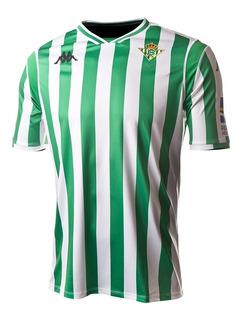 Camisa Betis 18/19 1º Unif. - Queima Total