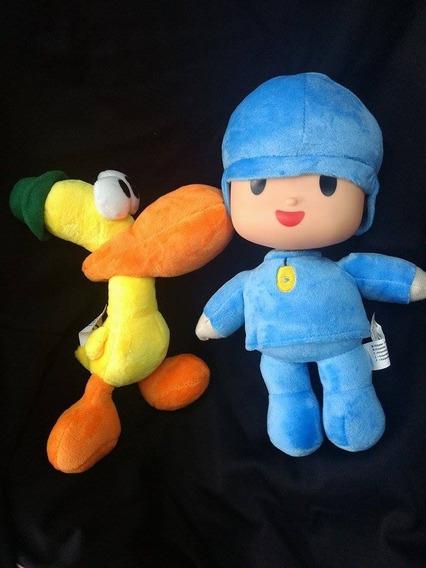 Pocoyo E Pato - Pronta Entrega