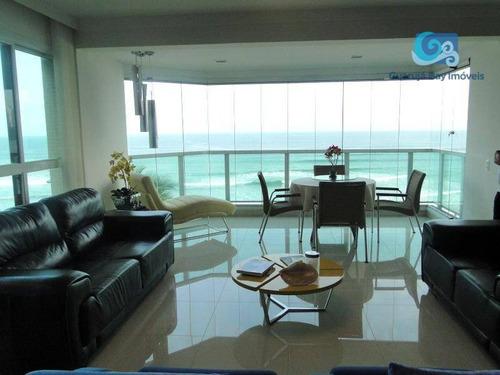 Imagem 1 de 30 de Apartamento À Venda, Praia Das Pitangueiras, Guarujá. - Ap4568