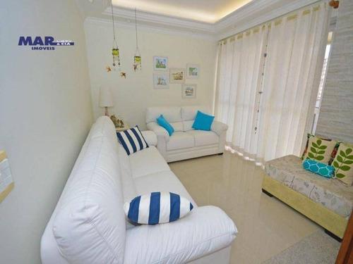 Imagem 1 de 21 de Apartamento Residencial À Venda, Barra Funda, Guarujá - . - Ap8650