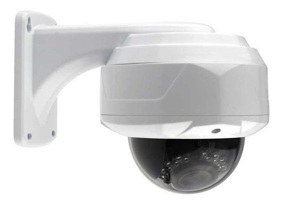 Cámara Tipo Domo Seguridad Hecker 1080p Full Hd Varifocal