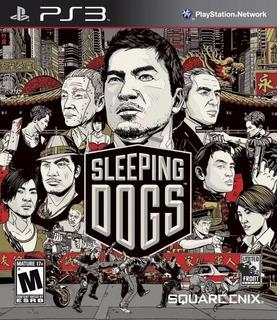 Sleeping Dogs Ps3 Original- Play Perú