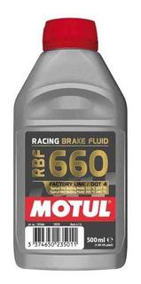 Liquido De Freno Motul Competicion Rbf 660 Sintetico