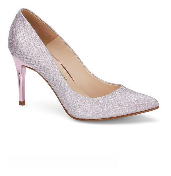 Zapatillas Andrea Modelo 2739366 Número 24 Color Lila