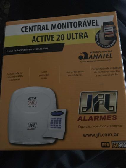 Central De Alarme Jfl
