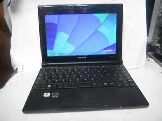 Mini Lap Toshiba Nb505 2gb De Ram Y Disco 160gb Win7