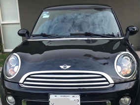 Mini Cooper 1.6 All Black Aa At 2012