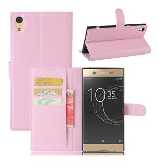 Capa Case Carteira Couro Sony Xperia Xa1 Ultra G3226 Tela 6