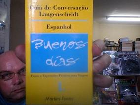 Livro Guia De Conversação Espanhol