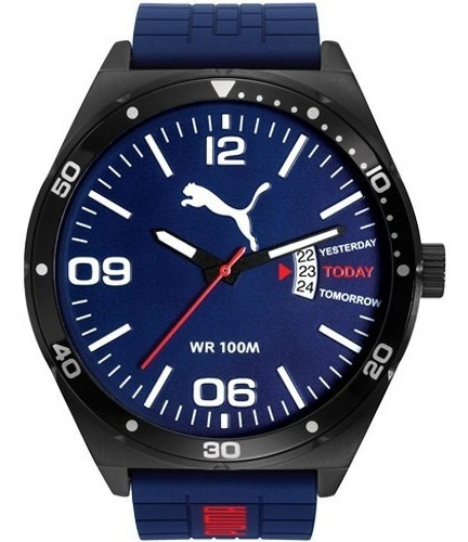 Relógio Puma Masculino 96275gppspu2 005213rean