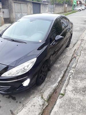 Peugeot 408 2.0 Allure Flex 4p 2014