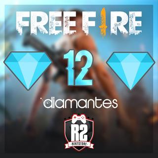 12 Diamantes Free Fire | Solo Id ( 1 A 24hs ) | Rektstore