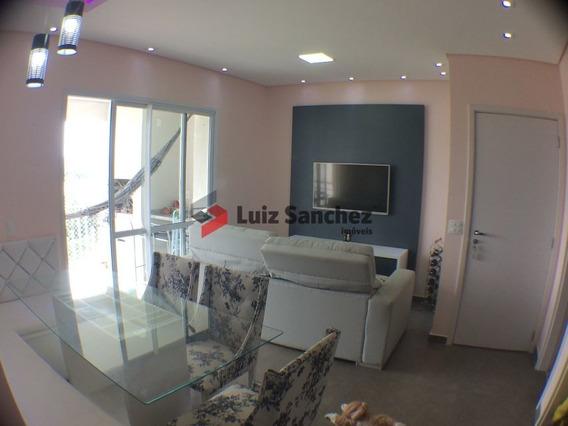 Excelente Apartamento - Cesar De Souza - Ml12454