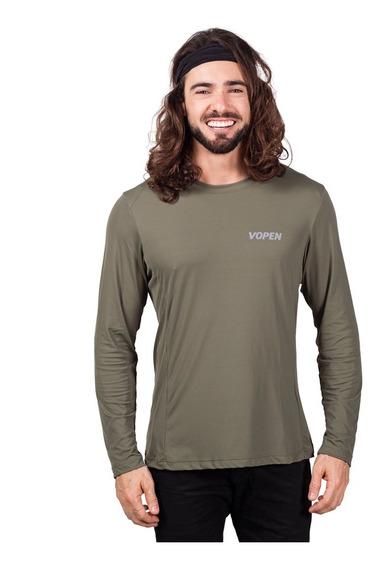 Camisa Repelente De Insetos Masculina Standard Proteção Uv
