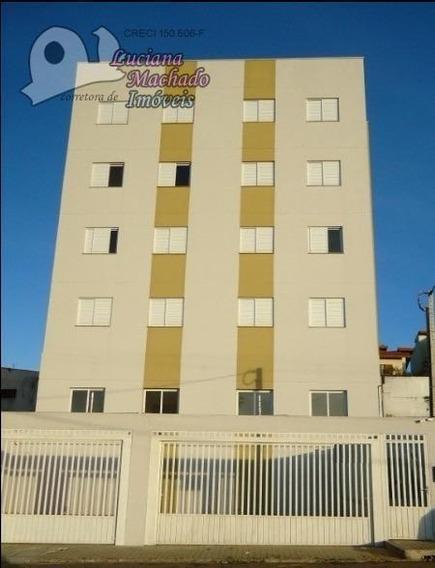Apartamento Para Venda Em Atibaia, Jardim Alvinópolis, 1 Dormitório, 1 Banheiro, 1 Vaga - Ap00089