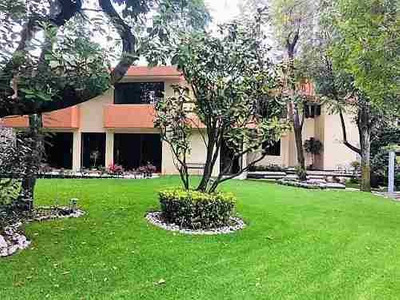 Venta Magnífica Casa En Jardines Del Pedregal