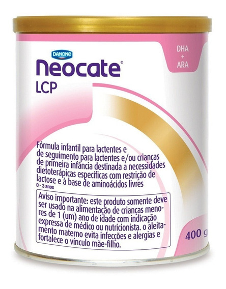 Neocate Lcp - Frete Gratis