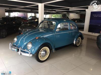 Volkswagen Fusca 1.3 8v Placa Preta
