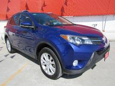 Toyota Rav4 Limited Platinum 15´ Comonueva 3 Años Garantia