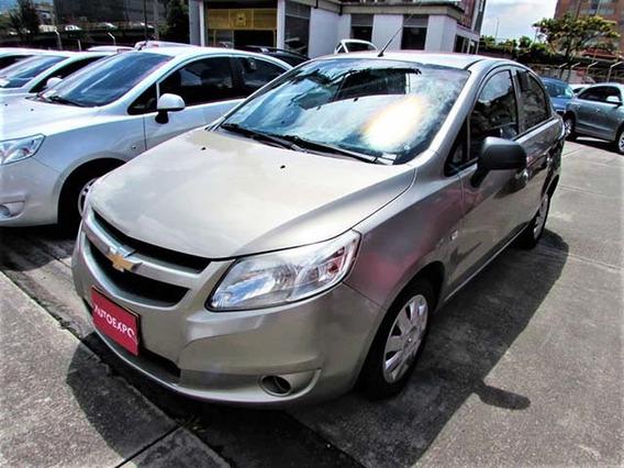Chevrolet Sail Ls Sedan Aa.. Mec 1,4 Gasolina