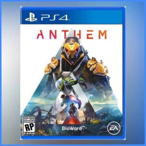 Anthem Para Ps4 - Nuevo - Original - Sellado - Físico