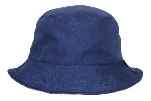 Imagen 1 de 3 de Bucket Hat Azul / Rosa