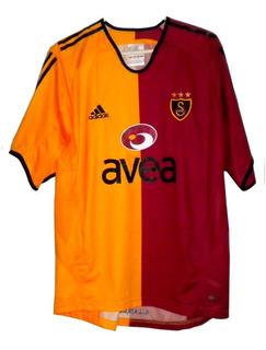 Camisa Galatasaray Turquia adidas Avea 2005/2006