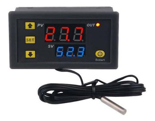 Controlador Temperatura Digital Termostato W3230  110 220v