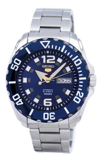 Lindo Relógio Seiko 5 Sports Srpb37 Automático Novo