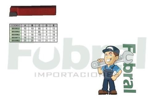 Imagen 1 de 4 de Herramienta Soldada Para Torneria 3830072 19x19x115mm Fubral