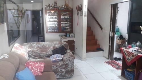 Sobrado Com 3 Dormitórios À Venda, 146 M² Por R$ 400.000,00 - Vila Mirante - São Paulo/sp - So0080