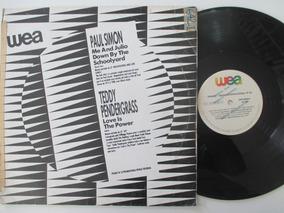 Paul Simon, Noel, Transvision Vamp, Lp Promo 1988 Nº 55