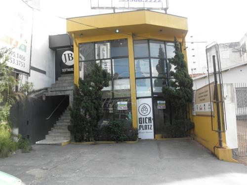 Prédio Para Aluguel Em Cambuí - Pr032218