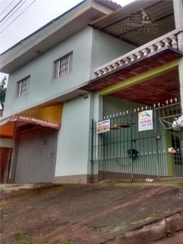Imagem 1 de 13 de Casa  Residencial À Venda, Mirante, Arujá. - Ca0244