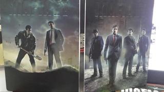 Mafia 2 Edicion Caja Metal Colecionable -------------mr.game