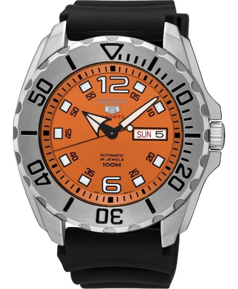 Reloj Seiko Automático Sport Srpb39k1 Caballero