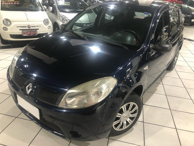 Renault Sandero Expression 1.6 Completo Baixa Km