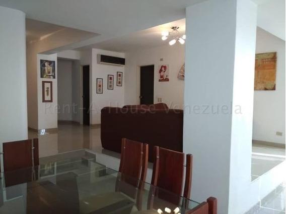 Apartamento En Alquiler Amoblado Urb Andres Bello 20-7886 Mv