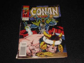 Hq Conan O Bárbaro Nº 29 - Ed. Abril - 1994