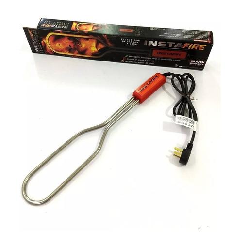 Encendedor De Fuego Rapido Electrico Parrilla Carbon Leña