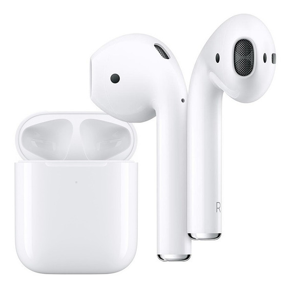 Fone De Ouvido Apple AirPods 2ª Geração Novo Lacrado 12x Sem