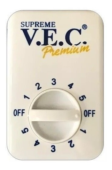 Control Vec Para Ventilador De Techo 1 Pieza