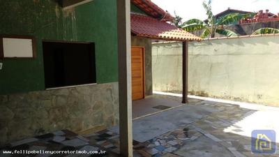 Casa Para Venda Em Cabo Frio, Guarani, 5 Dormitórios, 1 Suíte, 1 Banheiro, 2 Vagas - Casv102