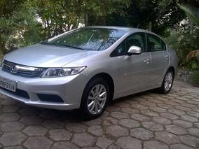 Honda Civic 1.8 Lxs Flex Aut. 4p
