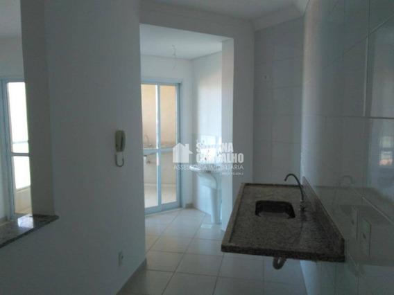 Apartamento Para Venda E Locação No Condomínio Montis Residence Em Itu. - Ap2044