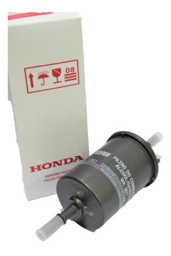 Filtro Combustível Fit Civic Hrv Crv City Honda Flex Origi