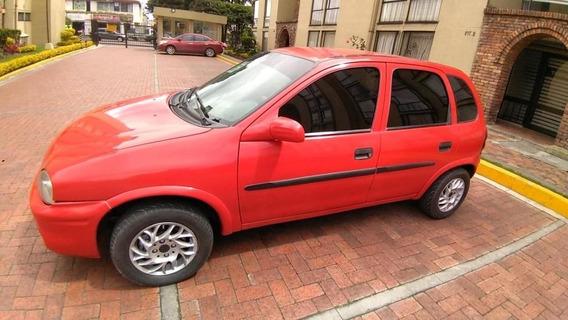 Chevrolet Corsa 2002