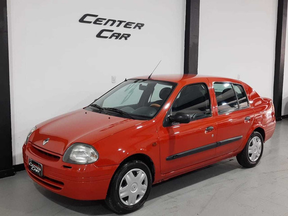 Renault Clio 1.2 Rn Aa Pack 2002 $185000