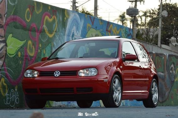Volkswagen Golf Vr6 Gti 2.8 Americano