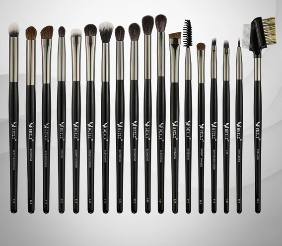 Set De Pinceles Profesional Para Maquillaje